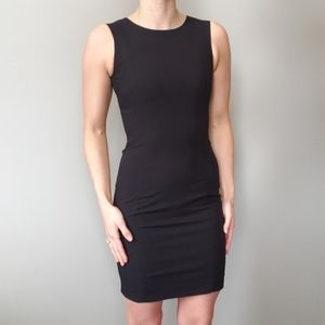 H&M Fitted Sleeveless Professional Dress